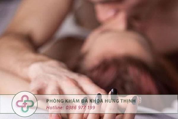 bệnh lây qua đường tình dục