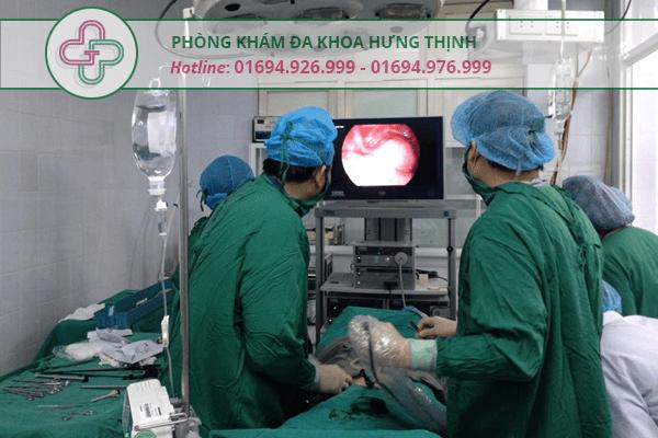 tiểu phẫu nội soi ống dẫn trứng